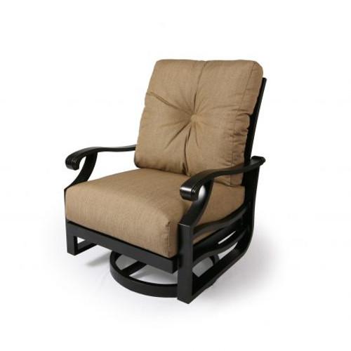 Mallin Casual, Anthem Cushion Spring Swivel Lounge Chair
