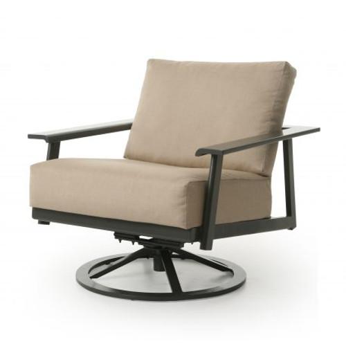 Mallin Casual, Dakoda Cushion Swivel Rocking Lounge Chair
