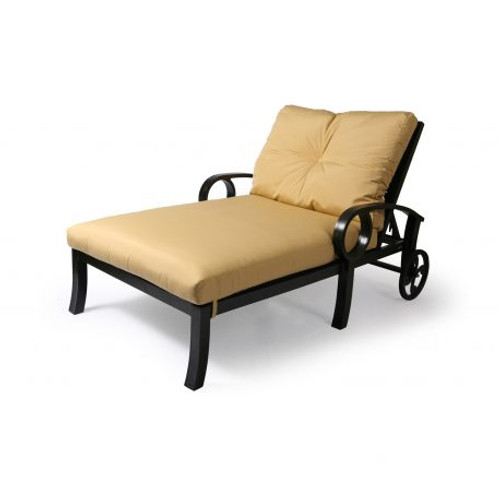 Mallin Casual, Eclipse Cushion Oversized Chaise