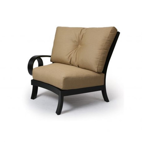 Mallin Casual, Eclipse Cushion LAF Sectional End Unit