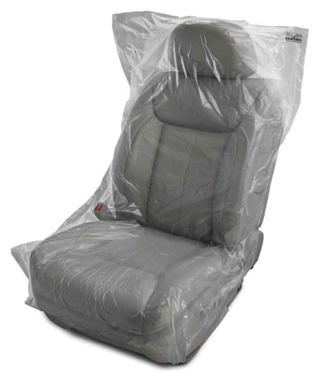 Plastic Seat Covers >> Premium Clear Plastic Seat Covers Car Dealer Supplies