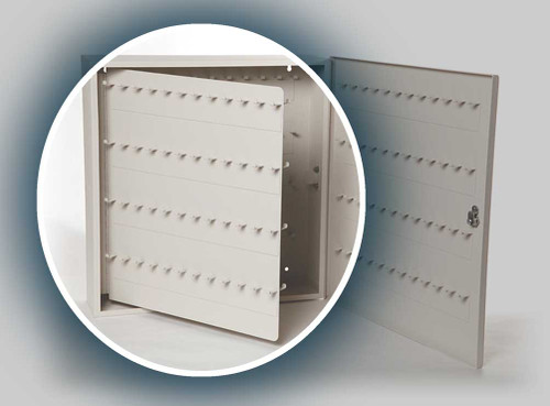 Extra Panel for Key Control Cabinet (Extra Panel Only) - Heavy Duty Automotive Design adds 96 keys