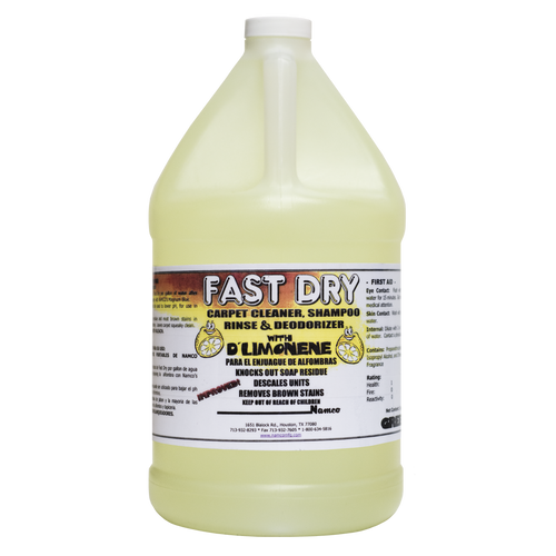 Fast Dry w/ D'Limonene