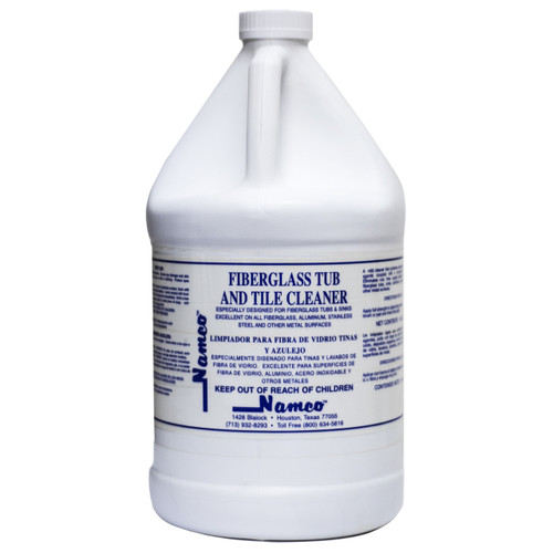 Fiberglass Tub & Shower Cleaner
