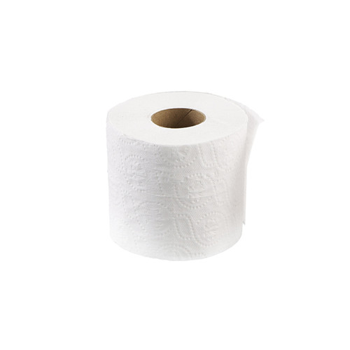 Single toilet paper roll