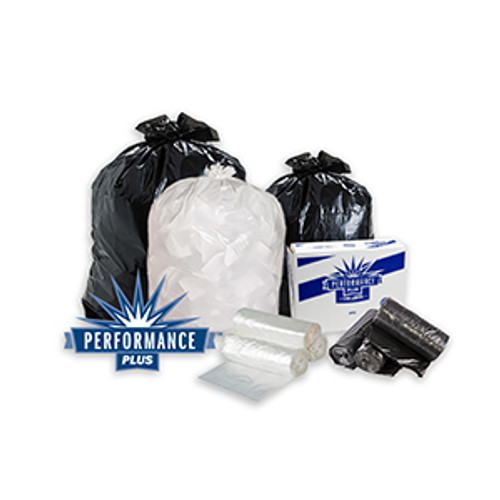 Performance Trash Can Liners.