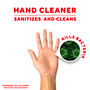 Hand Sanitizer Kills Bacteria