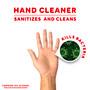 Hand Sanitizer Kills Bacteria