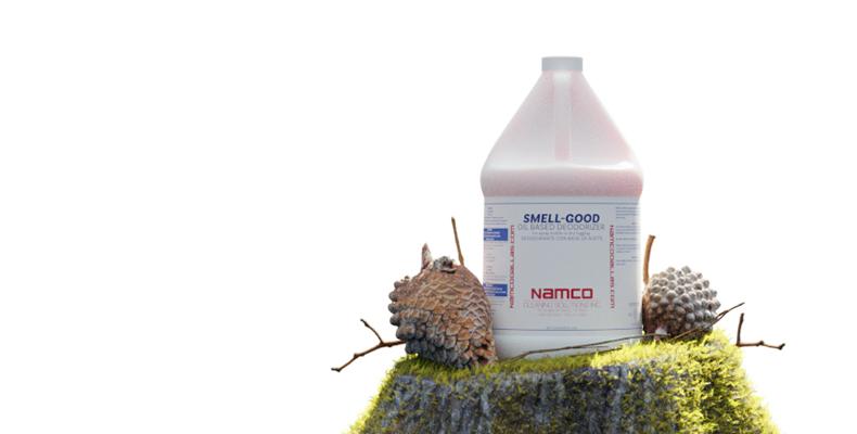Smell-Good Oil Deodorizer