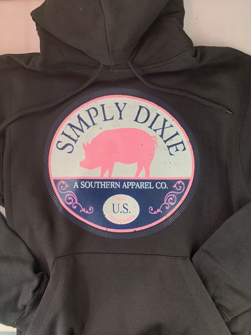 Simply Dixie Pig Sweatshirt