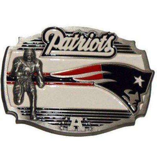 Patriots Belt Buckle