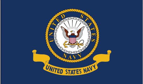 USA Navy Flag