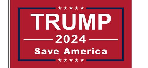 Trump 2024 Flag