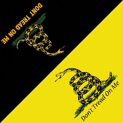 Gadsden Don't Tread On Me Bandana