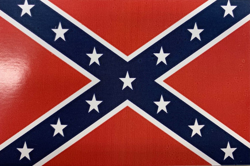 *Made in America* Confederate Magnet
