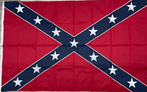 Confederate Flag 5x8