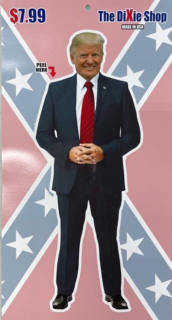 Trump Sticker *Made In America* (X-Large(