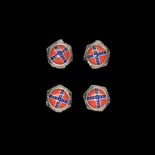 Confederate Flag Chromies