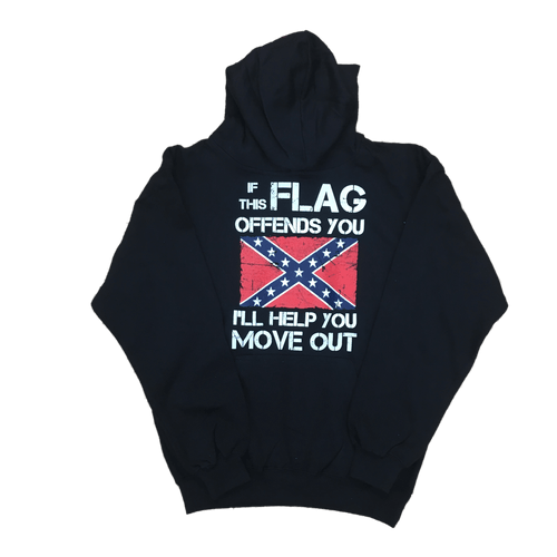 If This Flag Offends You... Move Out Sweatshirt