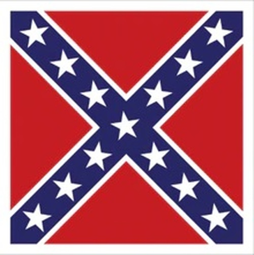 "38""x38"" confederate Battle Flag"