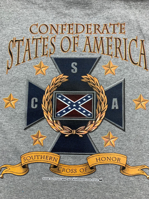 Confederate States Of America (C.S.A) T-Shirt