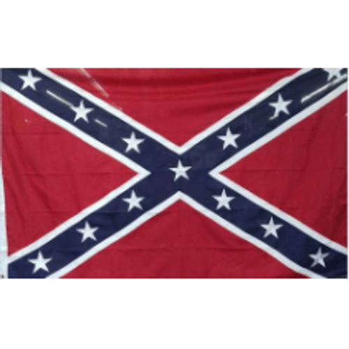 10'x15' Embroidered Confederate Flag