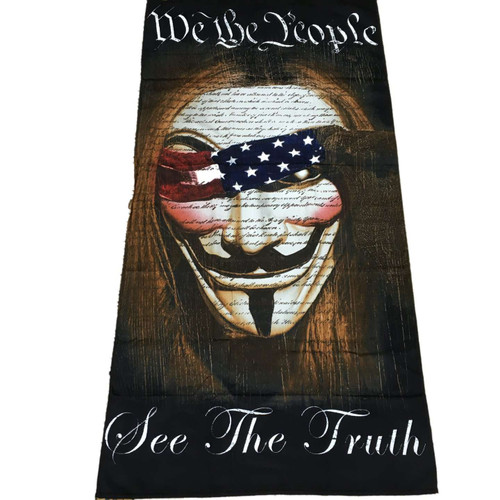 We The People Velour Towel