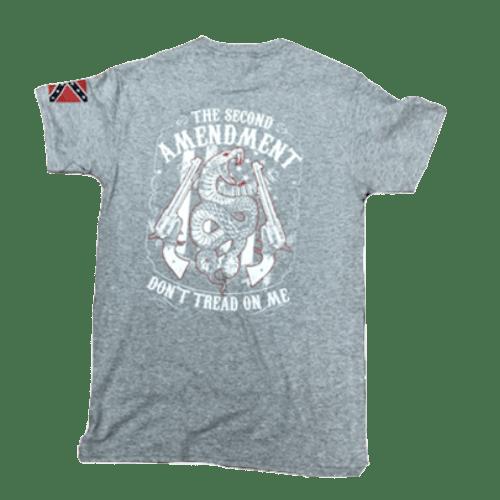 "The Second Amendment ""Don't Tread On Me"" T-Shirt"