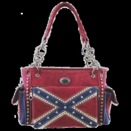 Confederate Flag Handbag