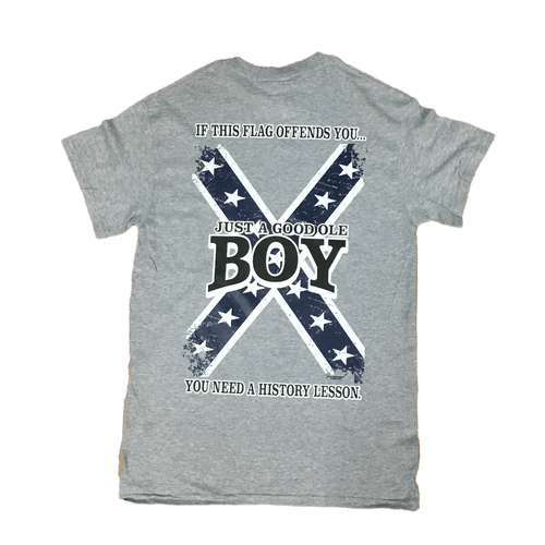 Good Ole' Boy Needs A History Lesson T-Shirt