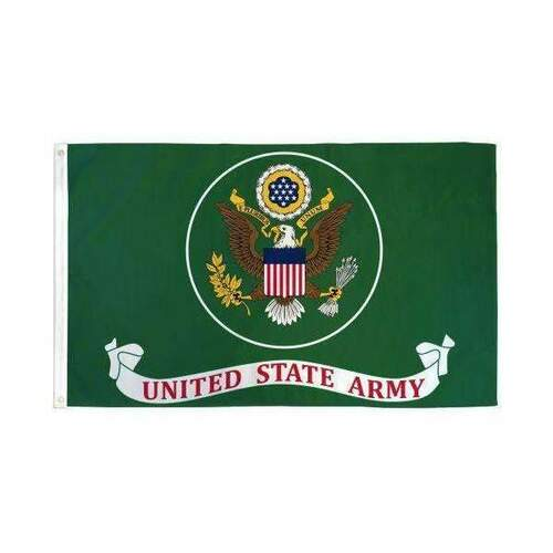 US Army Flag (Green)