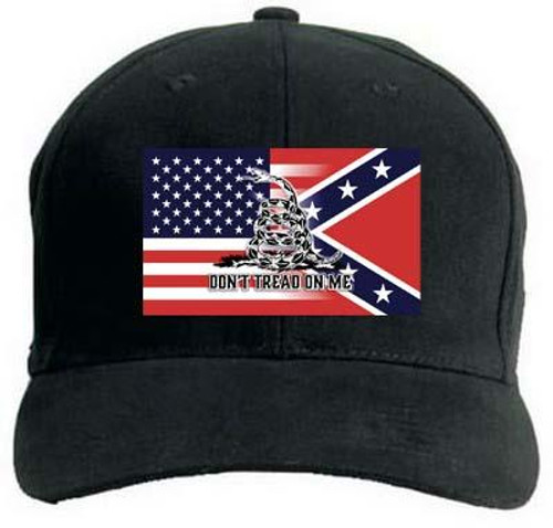 Gadsden-USA & Confederate (blended)