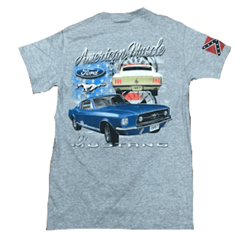 Dixie Ford Mustang T-Shirt