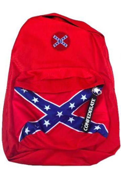Confederate/Rebel Flag Backpack