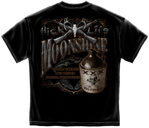 Hick Life Moonshine T-Shirt