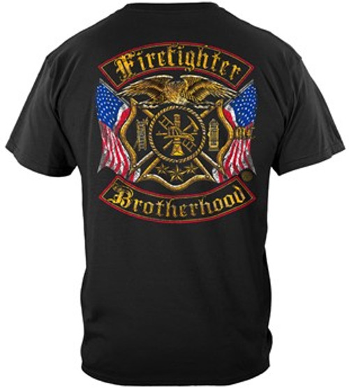 Firefighter Brotherhood T-shirt