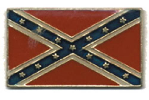 Vintage Confederate Flag Lapel Pin