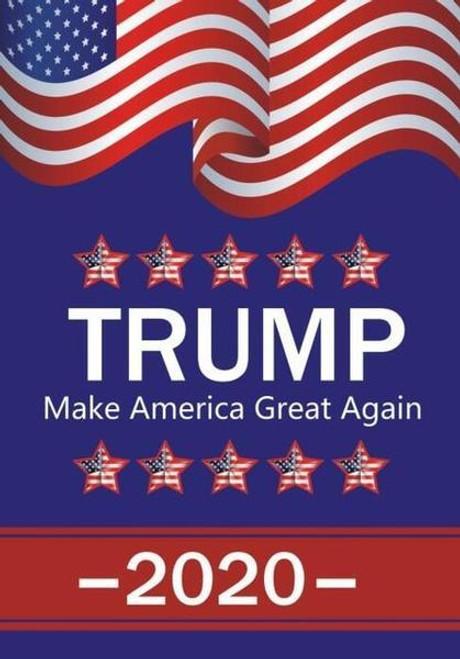 Donald Trump Garden Flag Make America Great Again 2020