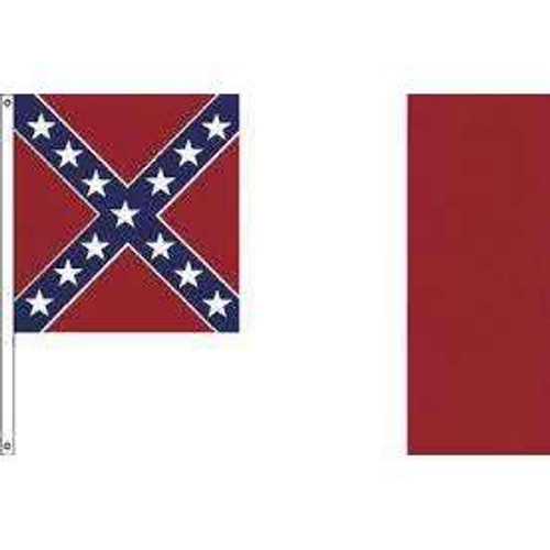 Third confederate flag