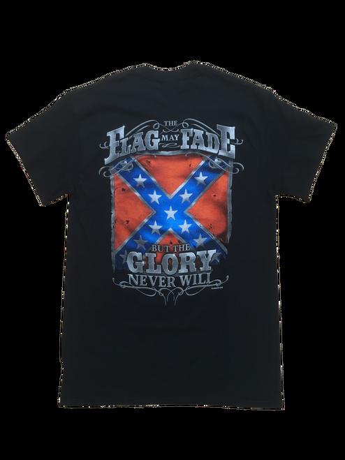 The Flag May Fade T-shirt