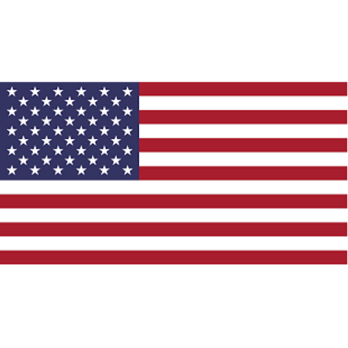 Polyester American Flag