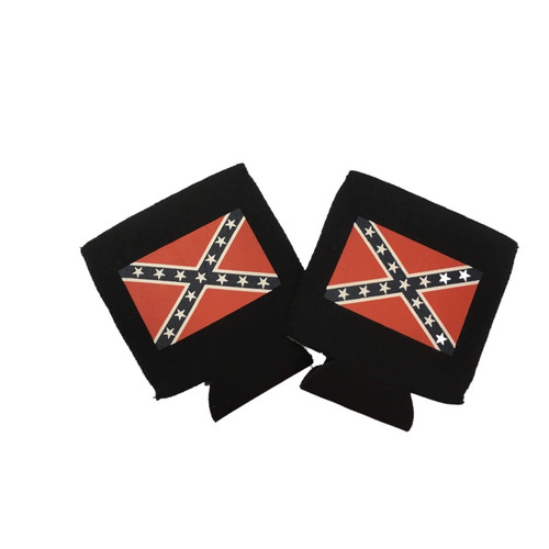 Confederate Flag Koozies 2 for $5.55