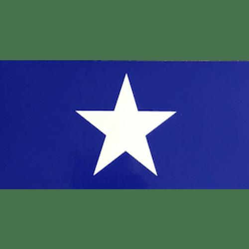 Bonnie Blue Flag Sticker (Large)