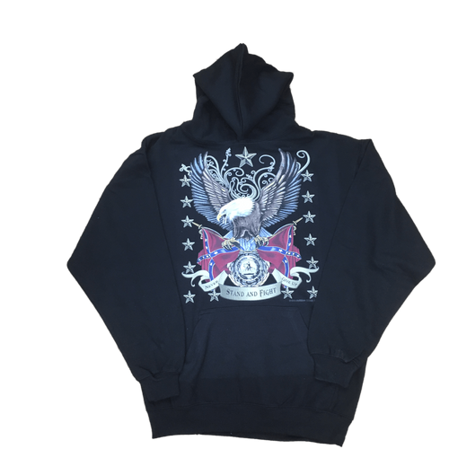 Stand and Fight Hooded Sweatshirt