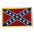Confederate Flag Iron-On Patch (Small)