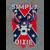 Simply Dixie Confederate Flag Deer T-Shirt