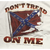 Confederate Flag Don't Tread On Me T-Shirt