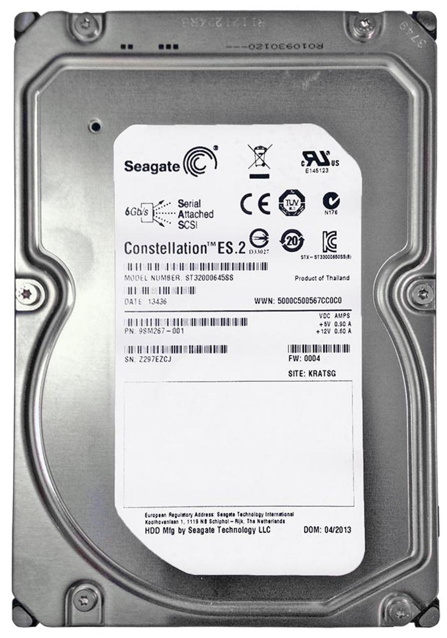 Seagate ST33000650NS Constellation ES.2