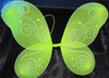 Lime butterfly wings