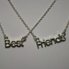 BFF Best friends necklace